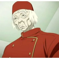 Image of Mysterious Old Man