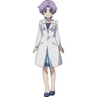 Image of Yukiko-sensei