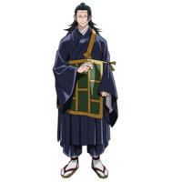 Image of Suguru Geto
