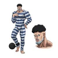 Image of Pri-Pri-Prisoner
