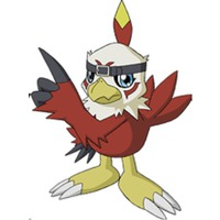Image of Hawkmon