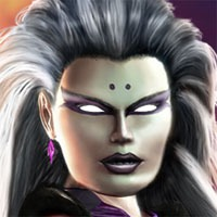 Image of Sindel