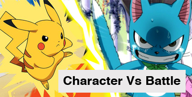 Kawaii Or NOT Character VS